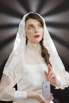 St. Aisling Bea by Holly McGlynn