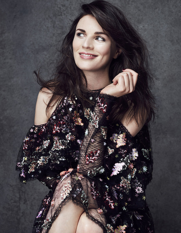 Aisling Bea – Harrods Magazine by Rachell Smith