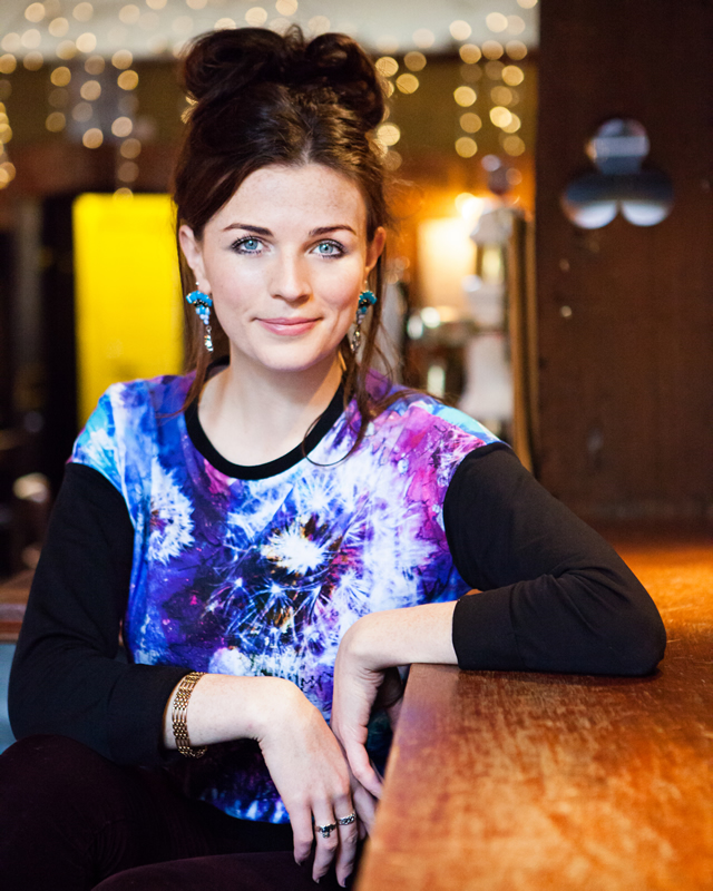 Aisling Bea by Karla Gowlett  - November 10th, 2017
