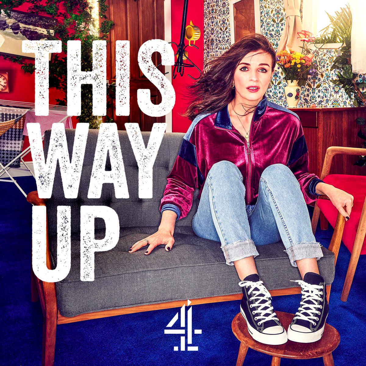 "Aisling's Sitcom, ""This Way Up"" is on All4 Now  - August 8th, 2019"