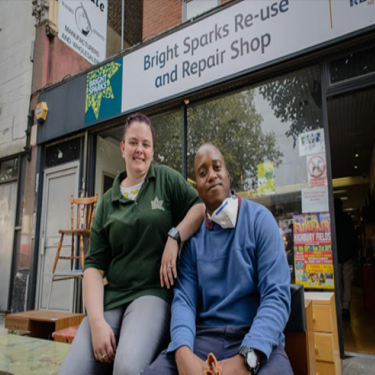 Bright Sparks Charity shop  - February 17th, 2020