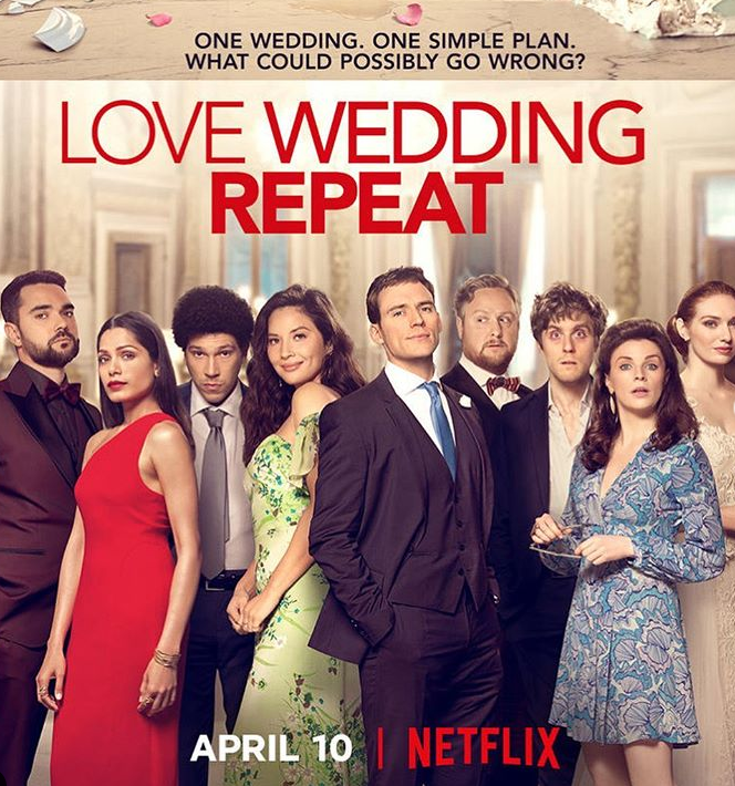 Love Wedding Repeat  - April 10th, 2020