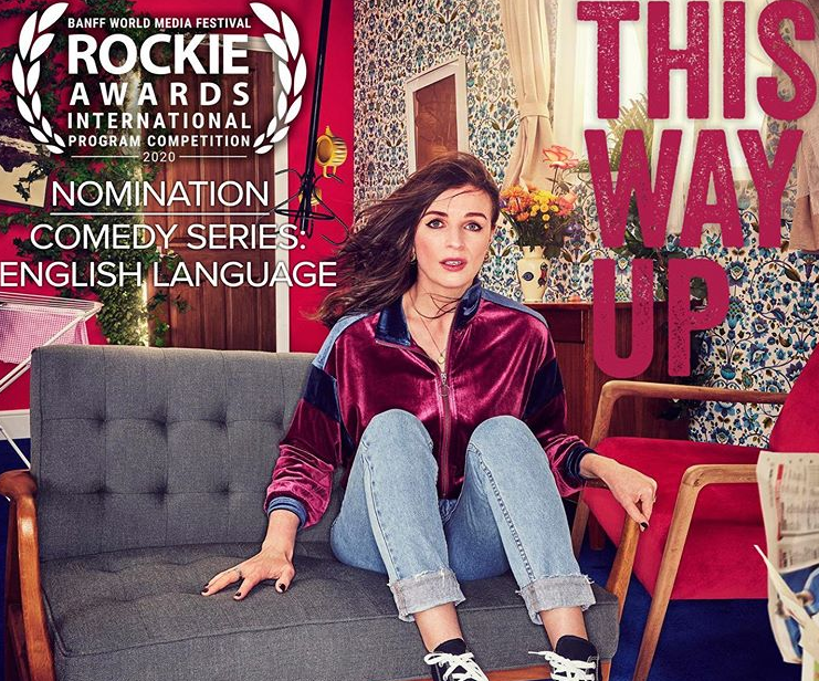 This Way Up Nominated at the 2020 Rockie Awards  - April 22nd, 2020
