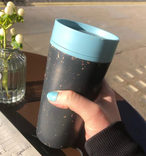 Eco Cup from Show your connection  - April 28th, 2020