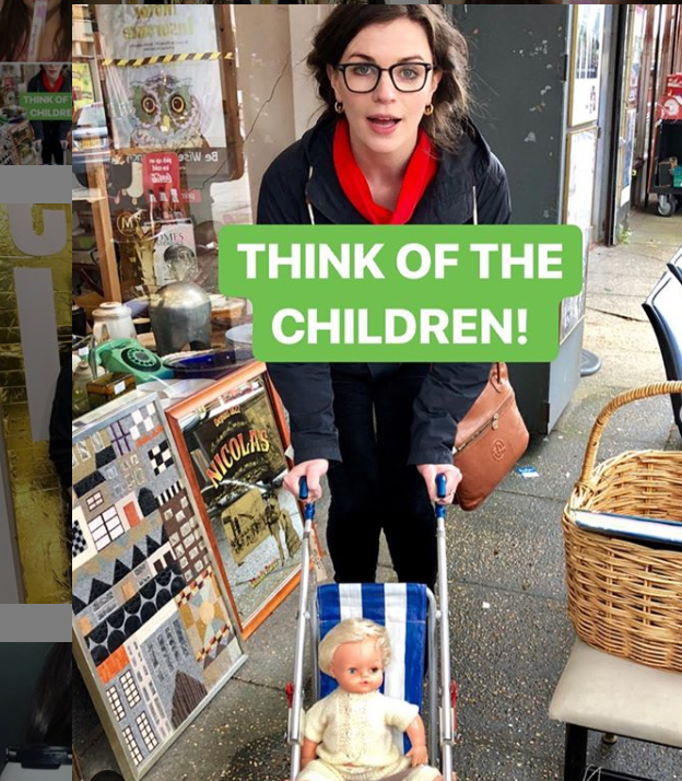 Think of the Children  - January 18th, 2020