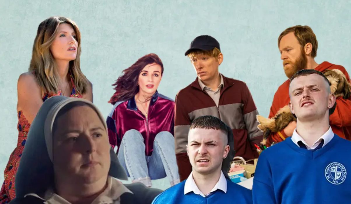 'Appalling behaviour is outrageously funny': How the Irish sitcom took over telly  - April 12th, 2021