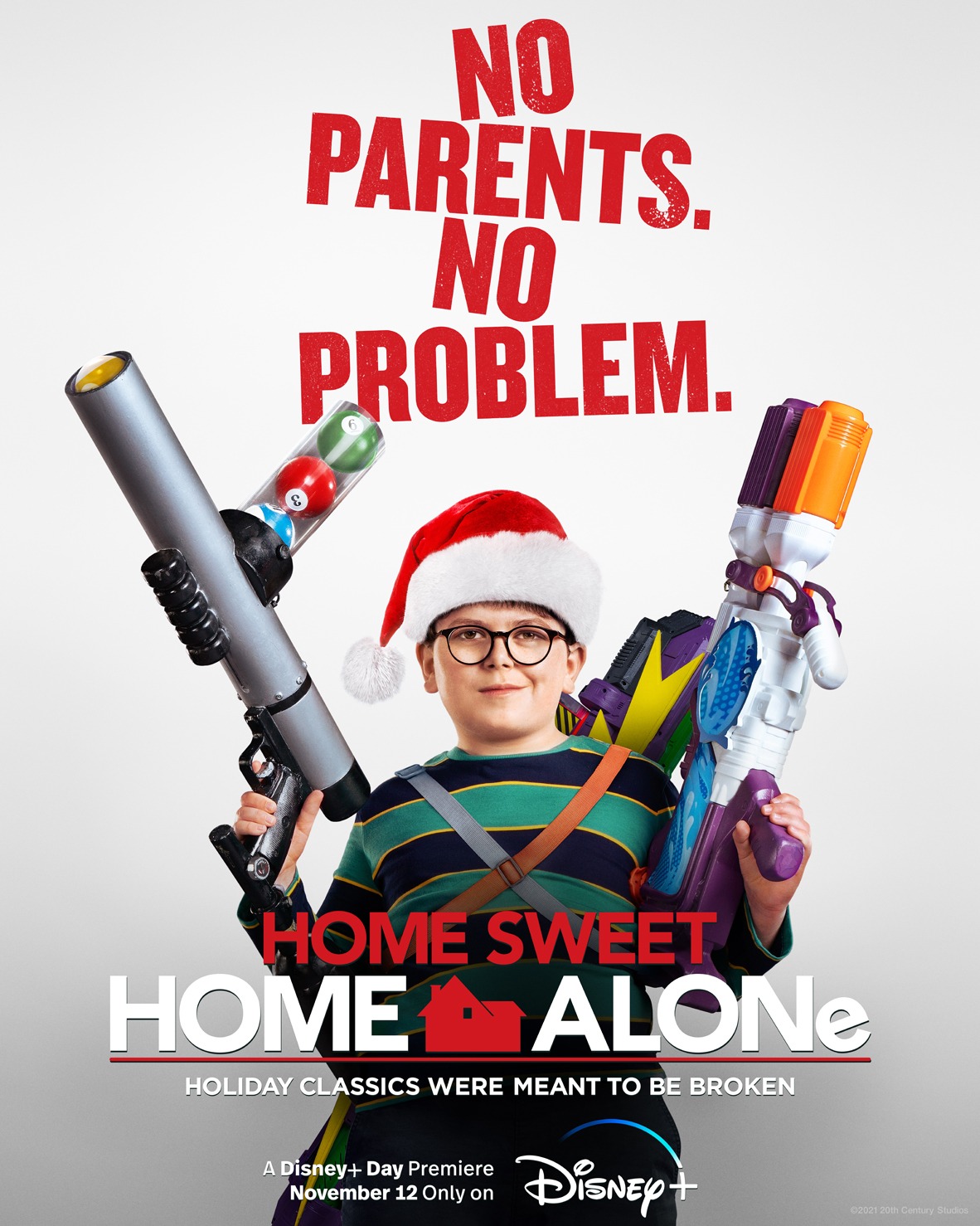 Disney+ Releases First Trailer of 'Home Alone' Reboot 'Home Sweet Home Alone'  - October 12th, 2021